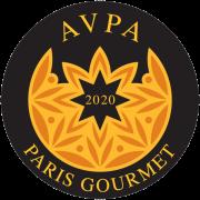 Premio AVPA 2020 Paris Gourmet